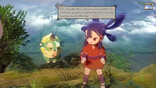 Sakuna: Of Rice and Ruin gameplay