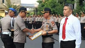 Bongkar Mafia Properti, 26 Anggota Polda Metro Jaya di Anugerahi Pin Emas