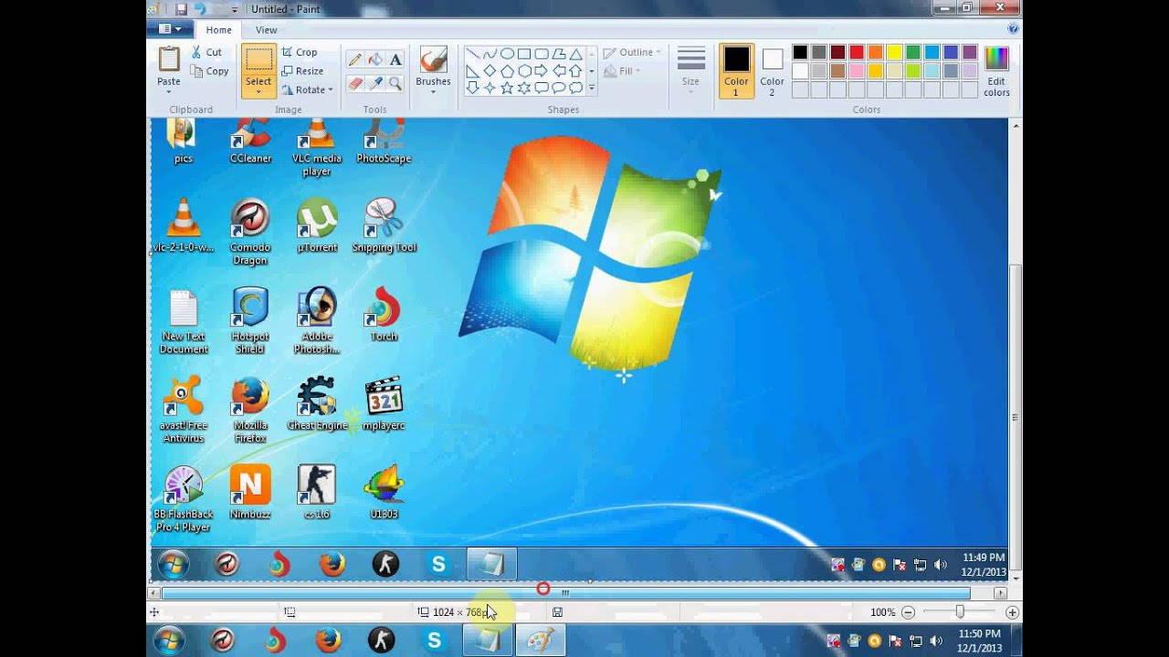 Cara Mudah & Simple Screenshot di Laptop