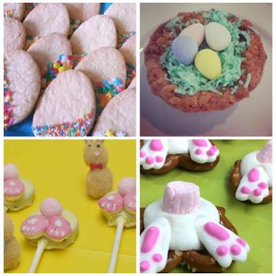 Easter desert recipes