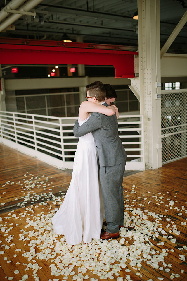 This is the first day of our lives | Photography by Jessica Holleque