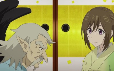 Kakuriyo no Yadomeshi – Episódio 18
