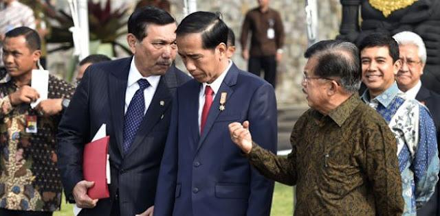 Citra Kabinet Makin Merosot, Cawapres Modal Batok Kelapa?