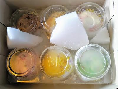 サーティワンアイスクリーム期間限定ピカチュウフレーバー