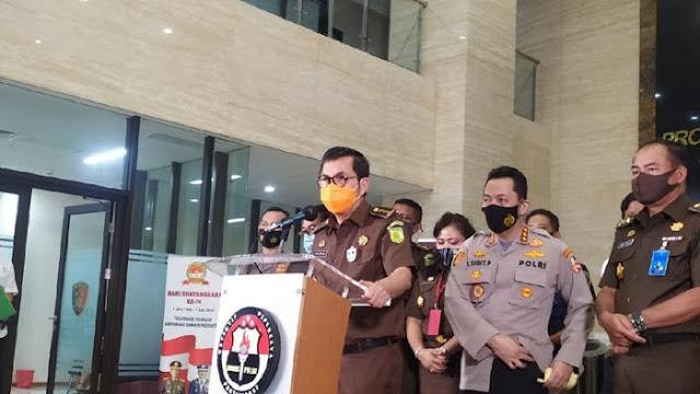 "Gedung Kejakgung Dulu Diduga Dibakar, Kini Disimpulkan ""Tak Sengaja"""