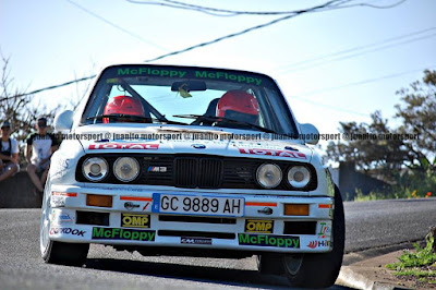 33 Rallye Villa de Santa Brígida