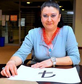 Türk lirası simgesinin tasarımcısı kimdir?