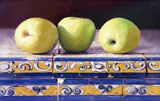 sencillas-composiciones-pinturas-de-bodegones pinturas-realistas-bodegones