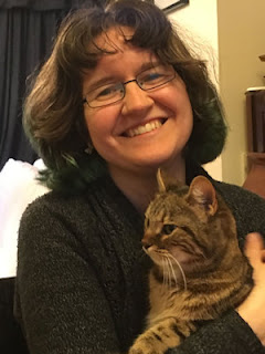 SPFBO 5 Interview: Stephanie Burgis