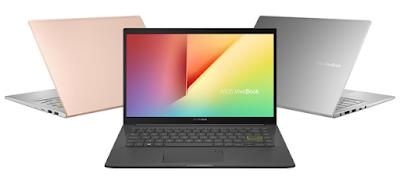 Mengintip ASUS VivoBook Ultra 14 (K413) Yang Cantik