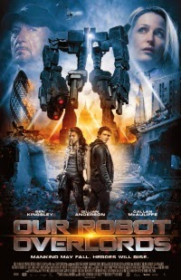Robot Overlords le film