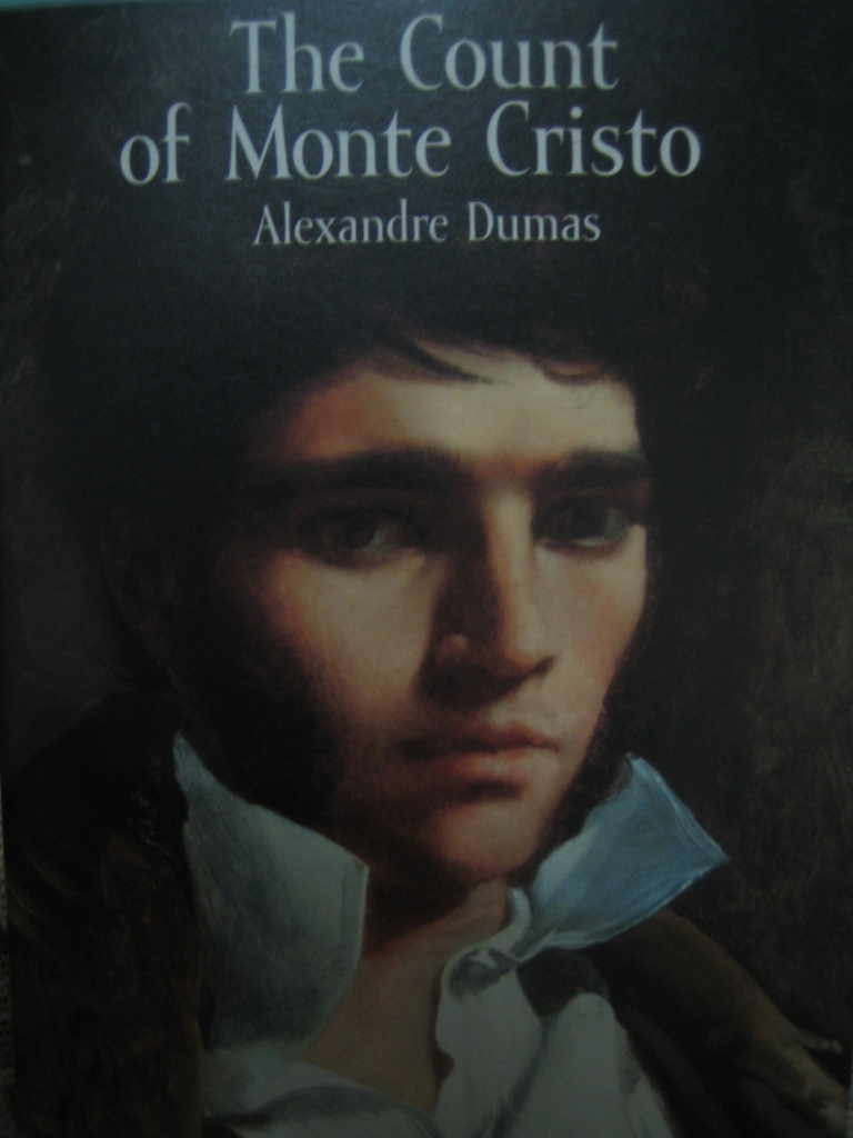 who played the count of monte cristo