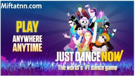 Game Musik Menari Android Just Dance Now APK Terbaru