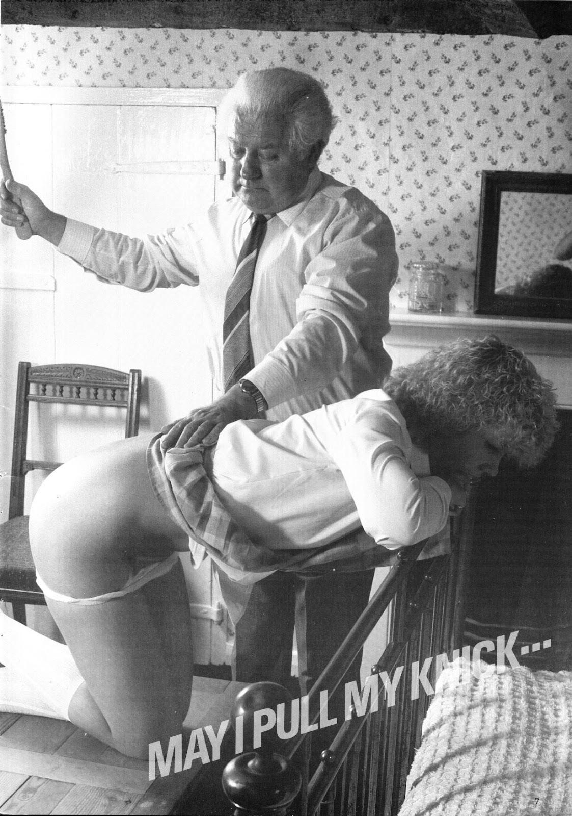 janus spanking secretary