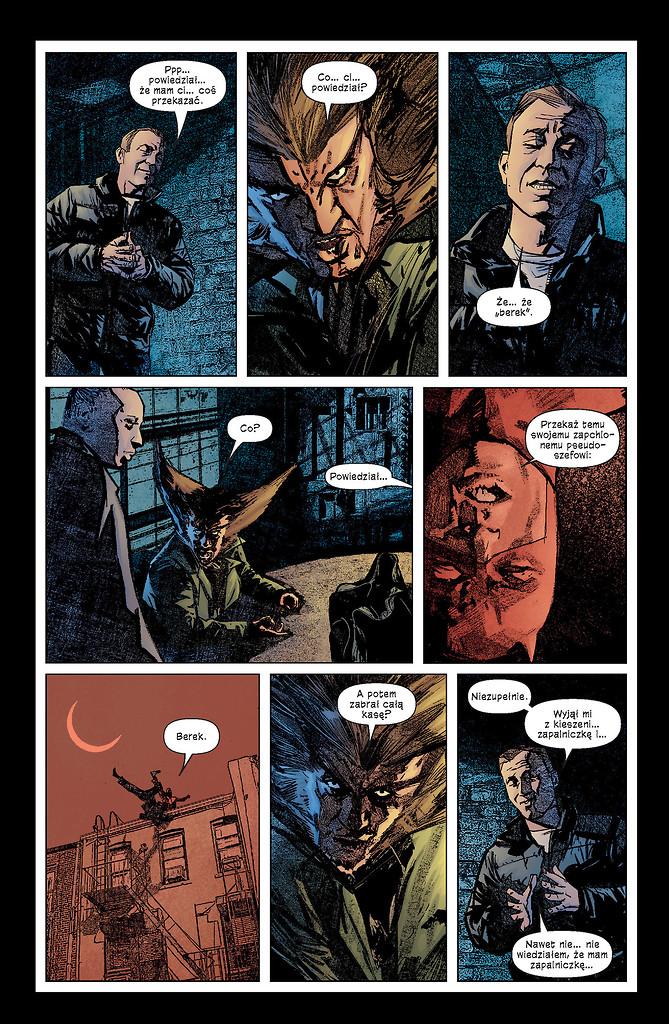 Daredevil tom 2: Nieustraszony! przykładowa strona