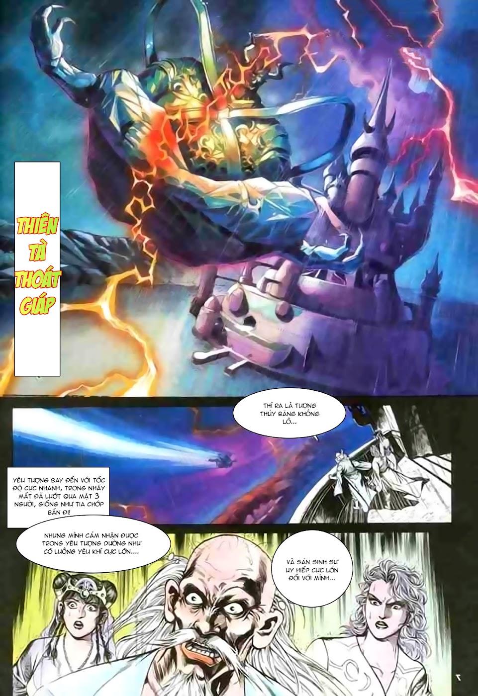 Cơ Phát Khai Chu Bản chapter 108 trang 7