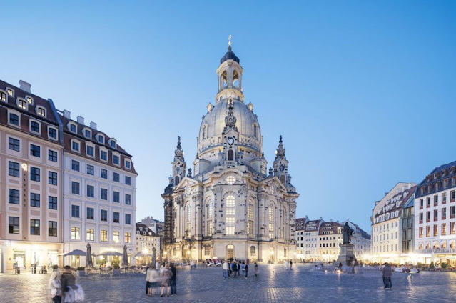 8 Best Places in Dresden Germany - Dresden Frauenkirche