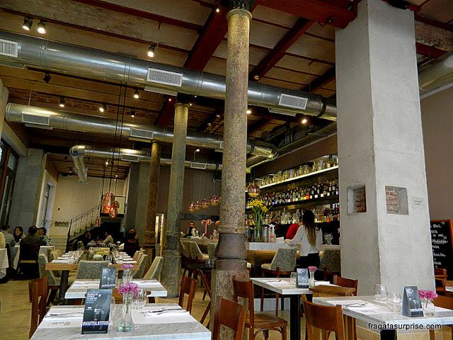 Restaurante Puerta del Inca, Microcentro, Buenos Aires
