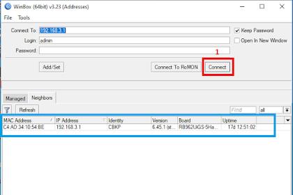 Cara Limit Bandwidth di Mikrotik Menggunakan Simple Queues