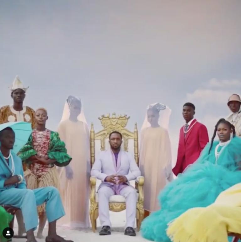 "Premiere; Darey – ""Jah Guide Me Video"" #Arewapublisize"