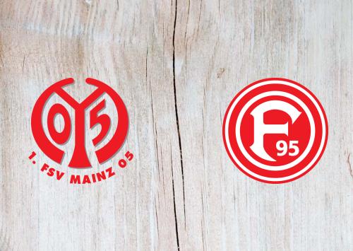 Mainz 05 vs Fortuna Dusseldorf -Highlights 8 March 2020