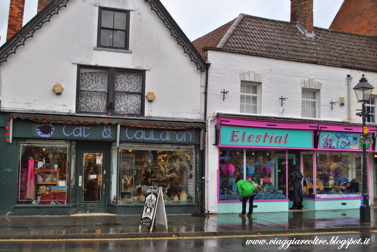 Cosa vedere a Glastonbury Regno Unito
