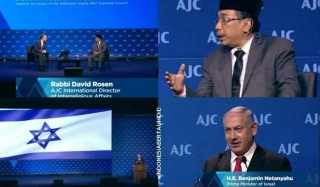 Gus Yahya Akhirnya Berbicara di Israel