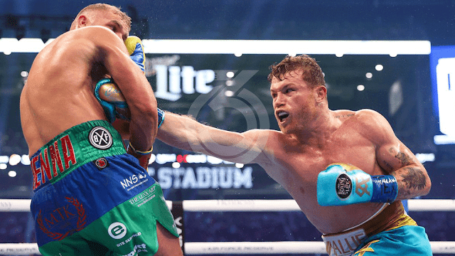 """Canelo Alvarez: """"I broke his cheekbone and I knew he was not going to come out anymore"""""""