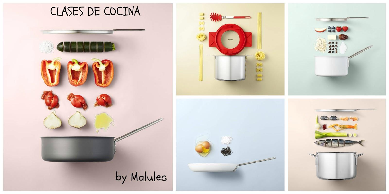 CLASES DE COCINA. 5 ESPECIAS | EL BLOG DE MALULES