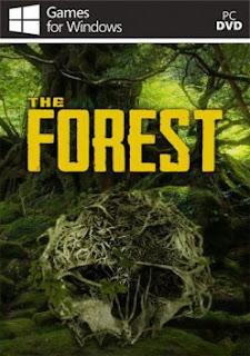Capa Game The Forest PC Torrent  Baixar Grátis Em Português