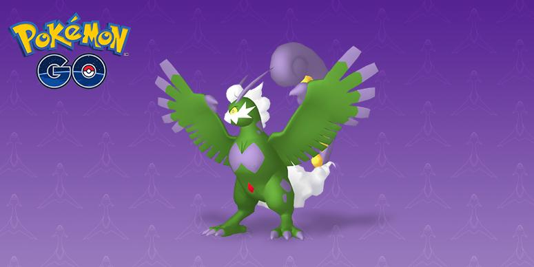 Tornadus Therian Pokémon GO