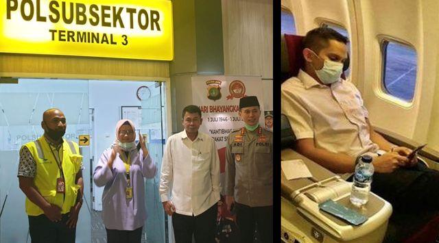 Pimpinan KPK Polisikan Anak Amin Rais Usai Ribut di Pesawat