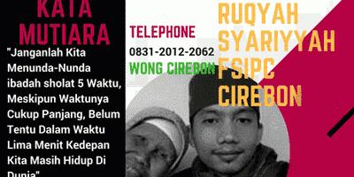 RUQYAH DI JAKARTA TIMUR