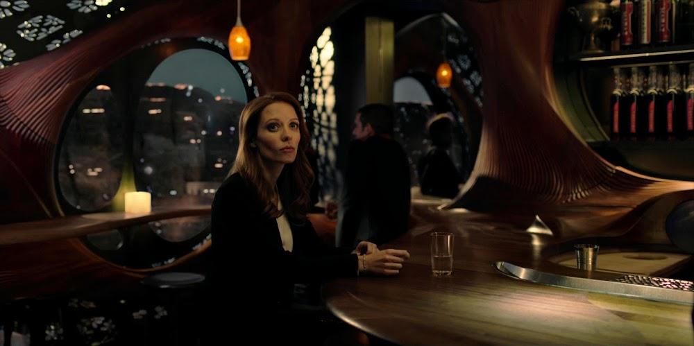 Martian bar at Asteria Naval Base in Season 5 of The Expanse