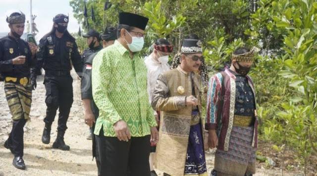 Sekda Sanggau Hadiri Pengukuhan Pengurus POM Sanggau