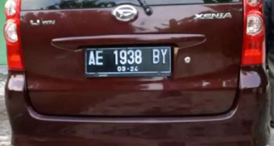 Plat AE daerah mana - plat nomor kendaraan Bermotor untuk wilayah Madiun, Ngawi, Magetan, Ponorogo, Pacitan(W / X / Y / Z).
