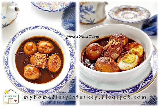 Resep Telur Bumbu Petis / Indonesian food; Eggs in shrimp paste sauce | Çitra's Home Diary. #resepmasakanindonesia #indonesianfoodrecipe #indonesisch #telurbumbubali #telurmasakpetis #telurbumbupetis #khassurabaya #shrimppaste