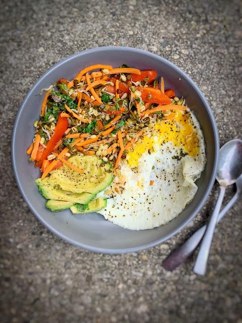 Superfood breakfast recipe