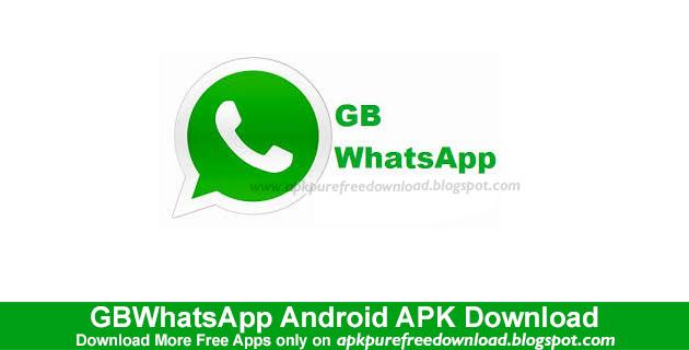 GBWhatsApp APK Download Free Latest Version 6 25 Updated