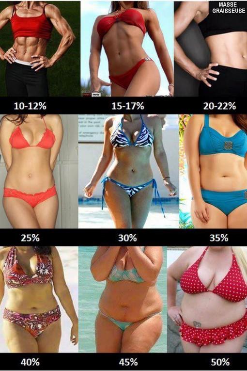LSDP - Parlons un peu de la masse graisseuse