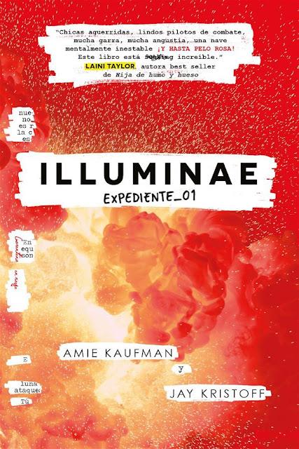 Illuminae | Archivos Illuminae #1 | Jay Kristoff y Amie Kaufman