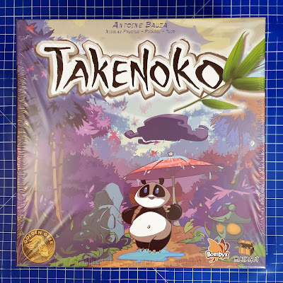 Takenoko Family Game Review box front