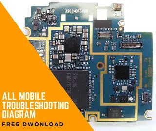 cell phone motherboard parts