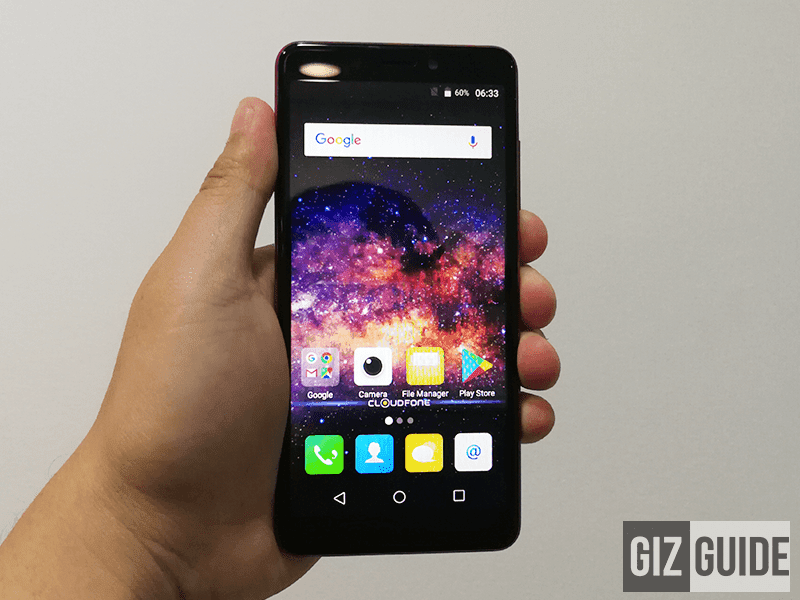 Cloudfone Thrill Boost 3 revealed, the most affordable bezel-less phone yet!