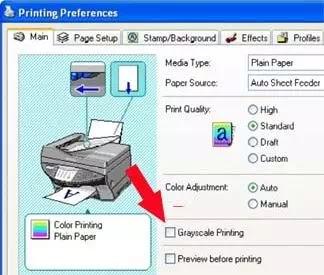Cara Menghemat Tinta Printer Saat Mencetak Dokumen-2