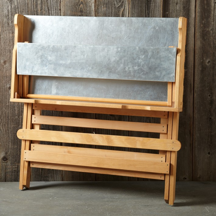 Jocundist Folding Potting Table