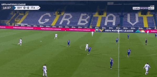 مشاهدة مباراة البوسنة والهرسك وايطاليا بث مباشر اليوم 18-11-2020 دوري الأمم الأوروبية