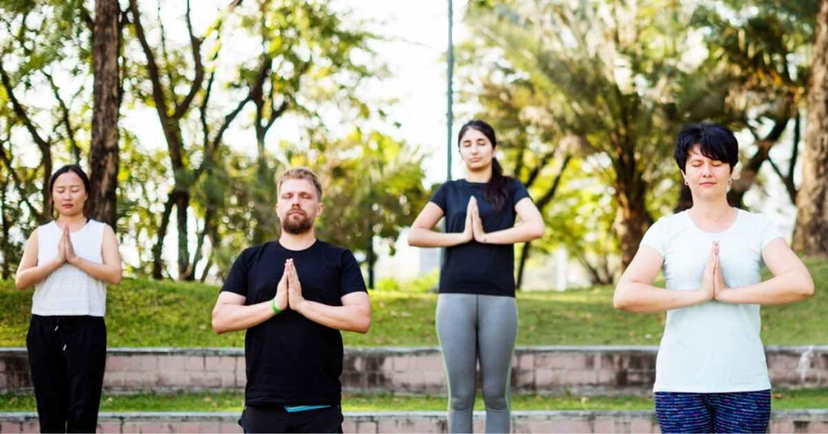 senaman yoga untuk kempiskan perut