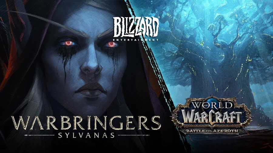 world of warcraft warbringers sylvanas windrunner