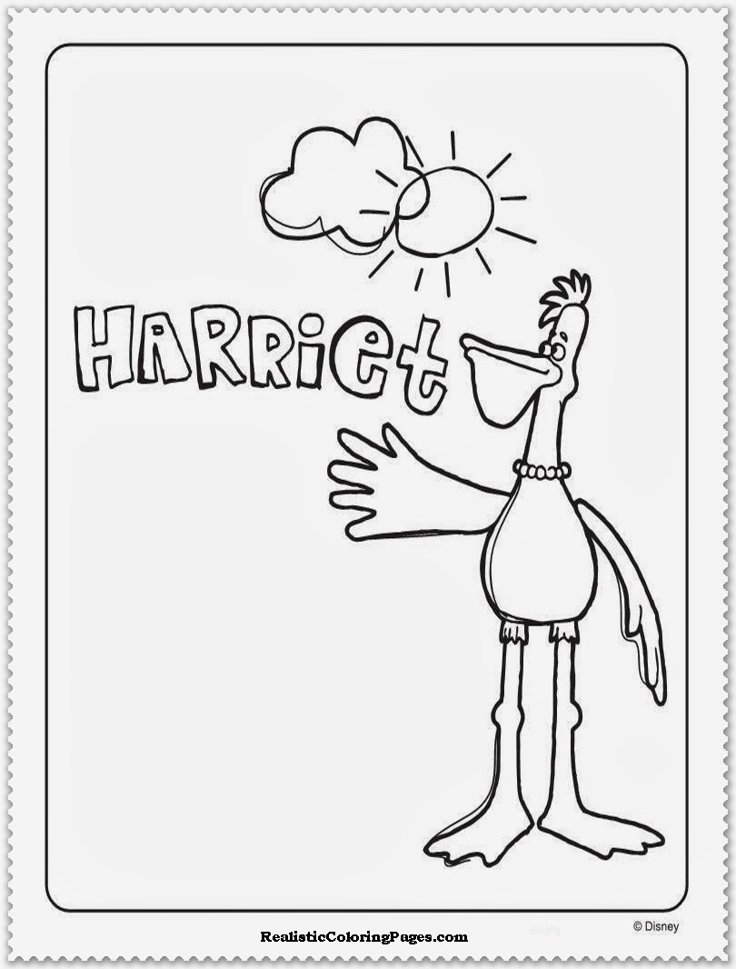 timmy time colouring pages harriet